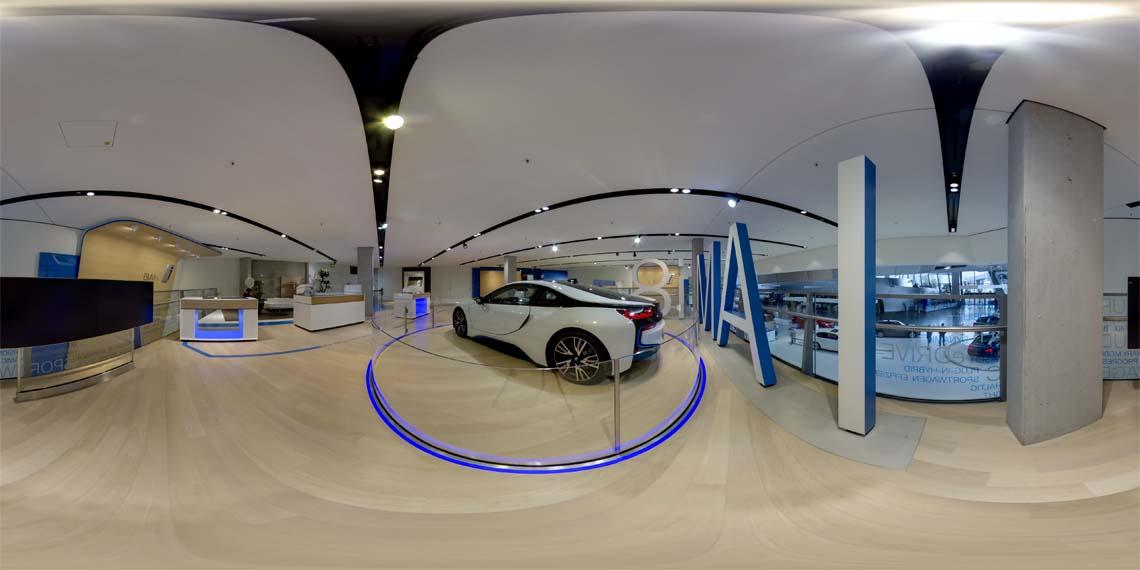 BMW i8 , BWM-Welt